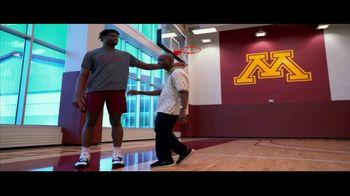 Big Ten Conference TV Spot, 'Faces of the Big Ten: Daniel Oturu' - Thumbnail 7