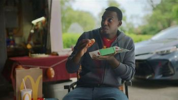 McDonald's Spicy BBQ Glazed Tenders TV Spot, 'Football' - Thumbnail 6