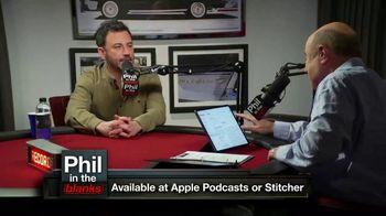 Phil in the Blanks TV Spot, 'Jimmy Kimmel' - 18 commercial airings