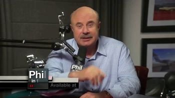 Phil in the Blanks TV Spot, 'Jimmy Kimmel' - Thumbnail 1