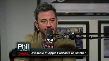 Phil in the Blanks TV Spot, 'Jimmy Kimmel' - Thumbnail 4