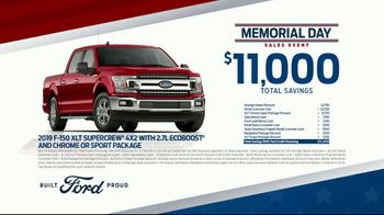 Ford Memorial Day Sales Event TV Spot, 'Make Your Move' [T2] - Thumbnail 9