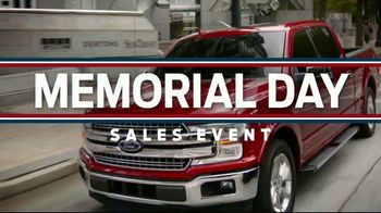 Ford Memorial Day Sales Event TV Spot, 'Make Your Move' [T2] - Thumbnail 2