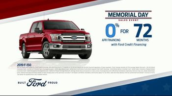 Ford Memorial Day Sales Event TV Spot, 'Make Your Move' [T2] - Thumbnail 8