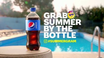 Pepsi TV Spot, 'Summergram: Pool All Day' - Thumbnail 8