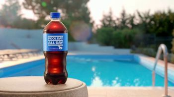 Pepsi TV Spot, 'Summergram: Pool All Day'