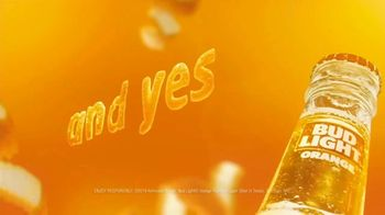 Bud Light Orange TV Spot, 'Yes, Yes and Yes' Song by Bebu Silvetti - Thumbnail 8