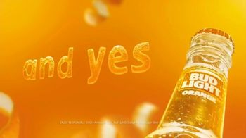 Bud Light Orange TV Spot, 'Yes, Yes and Yes' Song by Bebu Silvetti - Thumbnail 9