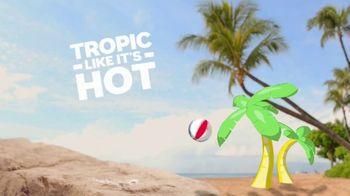 Pepsi TV Spot, 'Summergram: Tropic Like It's Hot'