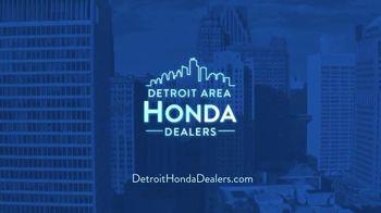 Honda Memorial Day Sales Event TV Spot, 'Smart Way to Go' [T2] - Thumbnail 7