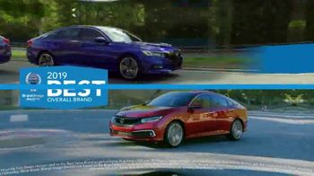 Honda Memorial Day Sales Event TV Spot, 'Smart Way to Go' [T2] - Thumbnail 1