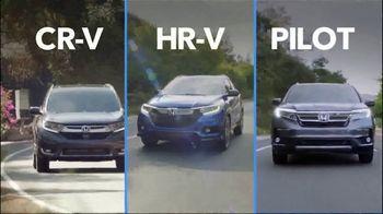 Honda Memorial Day Sales Event TV Spot, 'Smart Way to Go' [T2] - Thumbnail 3