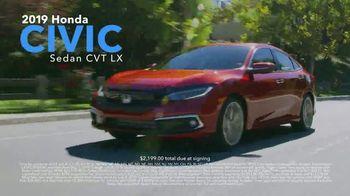 Honda Memorial Day Sales Event TV Spot, 'Smart Way to Go' [T2] - Thumbnail 4