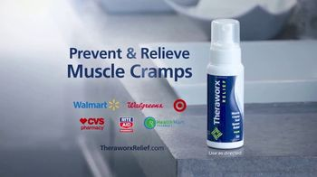 Theraworx Relief TV Spot, 'Peter: Muscle Cramps' - Thumbnail 6