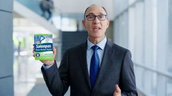 Salonpas TV Spot, 'Topicals First'
