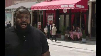 Burger King Chicken Parmesan Sandwich TV Spot, 'Little Italy' - Thumbnail 5