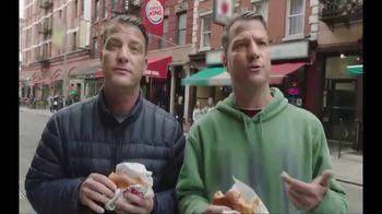 Burger King Chicken Parmesan Sandwich TV Spot, 'Little Italy' - Thumbnail 7