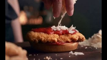Burger King Chicken Parmesan Sandwich TV Spot, 'Little Italy' - Thumbnail 8