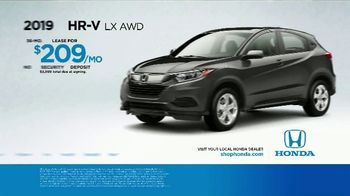 Honda TV Spot, 'The Utility Vehicle Just for You: HR-V & CR-V' [T2] - Thumbnail 6