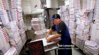 Domino\'s Large Two-Topping Pizza TV Spot, \'Ludicrous Speed\'