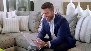 Rooms to Go Memorial Day Sale TV Spot, 'Totally Focused' Featuring Jesse Palmer - Thumbnail 6