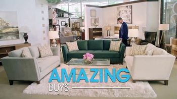 Rooms to Go Memorial Day Sale TV Spot, 'Totally Focused' Featuring Jesse Palmer - Thumbnail 7