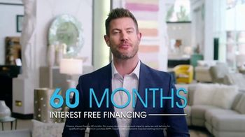 Rooms to Go Memorial Day Sale TV Spot, 'Totally Focused' Featuring Jesse Palmer - Thumbnail 8