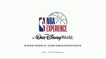 Disney World TV Spot, 'NBA Experience' Featuring Russell Westbrook - Thumbnail 9