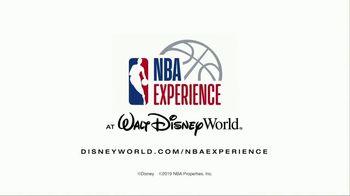 DisneyWorld TV Spot, 'NBA Experience' Featuring Russell Westbrook - Thumbnail 9