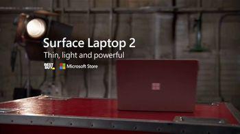 Microsoft Surface Laptop 2 TV Spot, 'Taylor Church: No Offer' - Thumbnail 10
