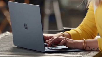 Microsoft Surface Laptop 2 TV Spot, 'Taylor Church: No Offer' - Thumbnail 4