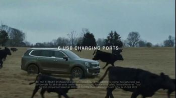 2020 Kia Telluride TV Spot, 'Yes' [T1] - Thumbnail 9