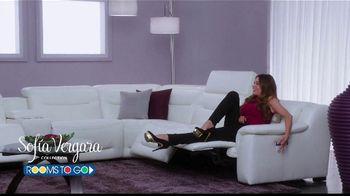 Rooms to Go Venta de Memorial Day TV Spot, 'Grandes ahorros' con Sofia Vergara [Spanish] - 8 commercial airings