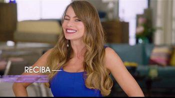 Rooms to Go Venta de Memorial Day TV Spot, 'Grandes ahorros' con Sofia Vergara [Spanish]