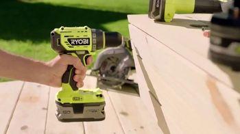 The Home Depot RYOBI Days TV Spot, 'ONE+ 6-Tool Combo Kit' - Thumbnail 1