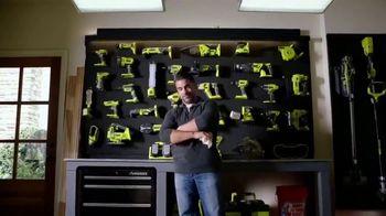 The Home Depot RYOBI Days TV Spot, 'ONE+ 6-Tool Combo Kit' - Thumbnail 2