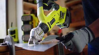 The Home Depot RYOBI Days TV Spot, 'ONE+ 6-Tool Combo Kit' - Thumbnail 3