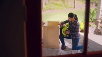 The Home Depot RYOBI Days TV Spot, 'ONE+ 6-Tool Combo Kit' - Thumbnail 4