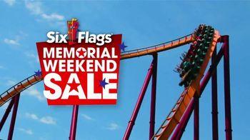 Six Flags Memorial Weekend Sale TV Spot, '2019 Season Pass' - Thumbnail 2