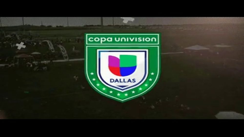 Copa Univision TV Commercial, '2019 UT-Dallas Soccer Complex' [Spanish] -  Video