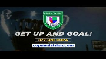 Copa Univision TV Spot, '2019 UT-Dallas Soccer Complex' [Spanish] - Thumbnail 8