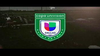 Copa Univision TV Spot, '2019 UT-Dallas Soccer Complex' [Spanish]