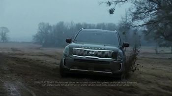 2020 Kia Telluride TV Spot, \'Had to Be Made\' [T1]