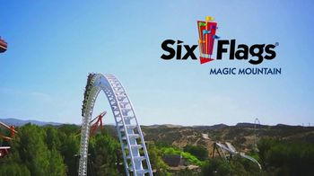 Six Flags Magic Mountain TV Spot, 'Save up to $25' - Thumbnail 1