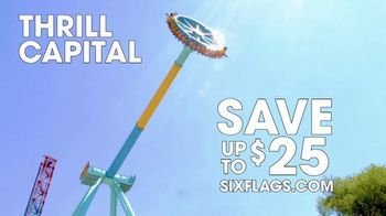 Six Flags Magic Mountain TV Spot, 'Save up to $25' - Thumbnail 10