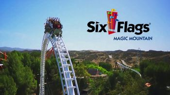 Six Flags Magic Mountain TV Spot, 'Save up to $25' - Thumbnail 2