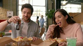 Taco Bell Grande Nachos Box TV Spot, 'Compartir contigo mismo' [Spanish]