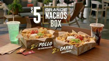 Taco Bell Grande Nachos Box TV Spot, 'Compartir contigo mismo' [Spanish] - Thumbnail 7