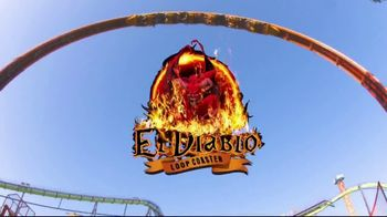Six Flags Over Texas TV Spot, 'Feel the Fire'