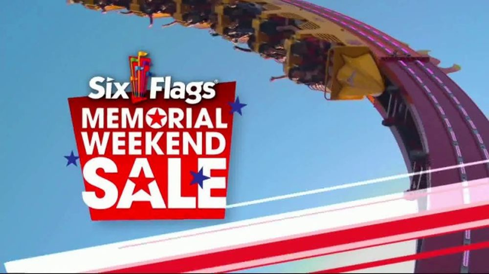Six Flags Memorial Weekend Sale TV Commercial, 'El Diablo: 70 Percent Off'